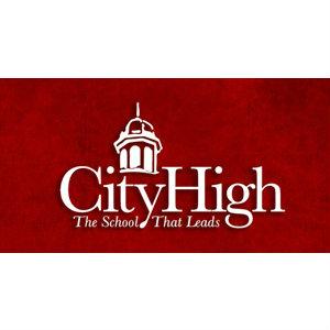 Halverson Photography School Photographer Iowa City District ICCSD City High logo