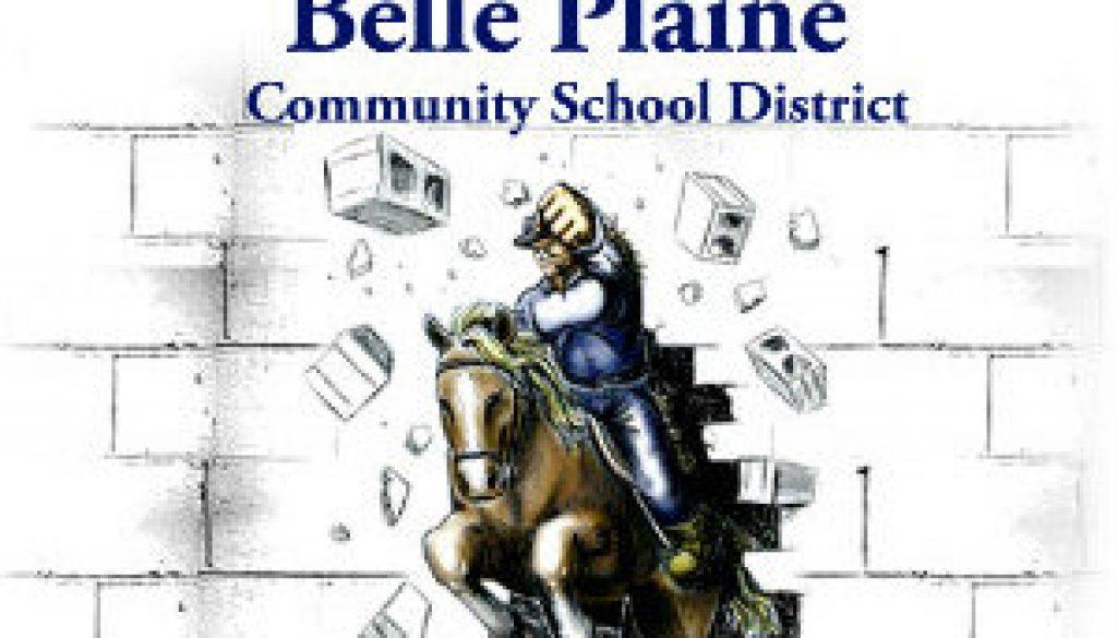 Halverson Photography School Photographer Iowa City District Belle Plaine Community Schools logo