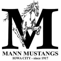 Halverson Photography School Photographer Iowa City District ICCSD Mann Elementary logo