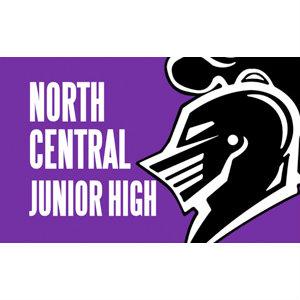 Halverson Photography School Photographer Iowa City District ICCSD North Central Junior High logo