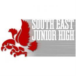 Halverson Photography School Photographer Iowa City District Southeast Junior High logo