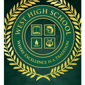 Halverson Photography School Photographer Iowa City District ICCSD West High logo