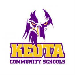 Halverson Photography School Photographer Iowa City District Keota Community Schools logo