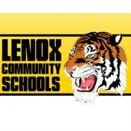 Halverson Photography School Photographer Iowa City District Lenox Community Schools logo