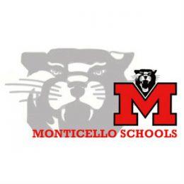 Halverson Photography School Photographer Iowa City District Monticello Community Schools logo
