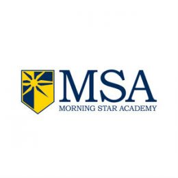 Halverson Photography School Photographer Iowa City District Morning Star Academy logo