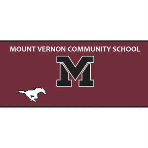 Halverson Photography School Photographer Iowa City District Mount Vernon Community Schools logo