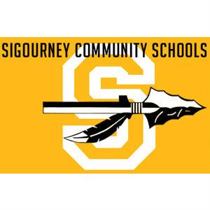 Halverson Photography School Photographer Iowa City District Sigourney Elementary logo