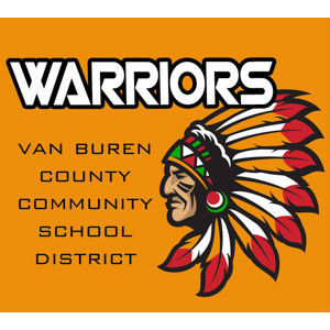 Halverson Photography School Photographer Iowa City District Van Buren Community Schools logo