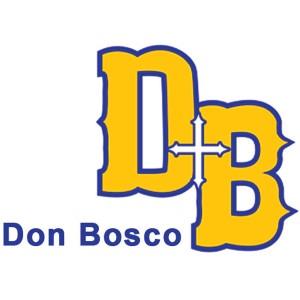 Halverson Photography School Photographer Iowa City District Don Bosco Catholic School logo