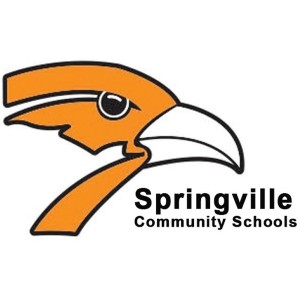 Halverson Photography School Photographer Iowa City District Springville logo