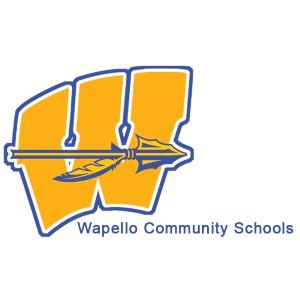 Halverson Photography School Photographer Iowa City District Wapello logo