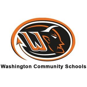 Halverson Photography School Photographer Iowa City District Washington logo